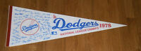 1978 Los Angeles Dodgers NL Champs pennant World Series Garvey Cey Don Sutton