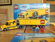 LEGO City Delivery Truck (3221)