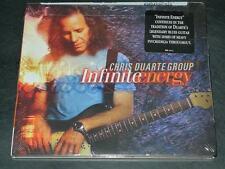 Infinite Energy [Digipak] by Chris Duarte Group