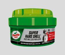 TURTLE WAX Super Hard Shell Paste Wax Automobile Car Shine Protects T222R 14 oz