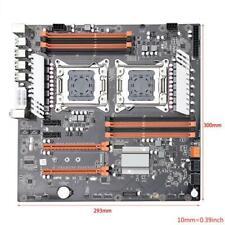 X79 dual CPU motherboard LGA E-ATX 2011 3.0 with dual Xeon processor motherboard