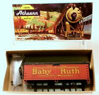 Athearn HO Scale Baby Ruth Advertising Scribed Reefer Car Kit 5201