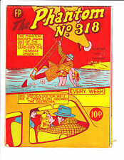 The Phantom No 318 1960's? New Zealand Helicopter Water Rescue / Shark Cover!