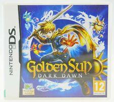 Golden Sun: Die dunkle Dämmerung | Nintendo DS NDS | komplett in OVP | gut