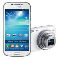 New Samsung Galaxy S4 Zoom SM-C105A 16GB AT&T Unlocked White Smartphone