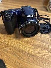 Nikon COOLPIX L810 16.1MP Digital Camera - Red