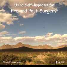 Hypnosis CD for Quicker Healing - Pre & Post Surgery, by Dr Ginny Lucas