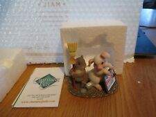 "Charming Tails ""Bless This Mess"" in box"