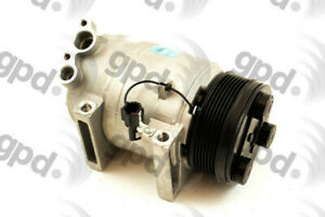 A/C Compressor-New Global 6512178