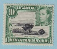 KENYA UGANDA TANGANYIKA SG 135a USED  NO FAULTS VERY FINE! MOUNTAIN RETOUCH