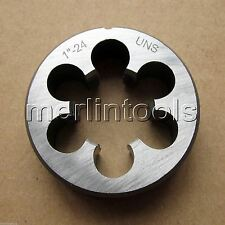 "1"" - 24 Right Hand Thread Die 1"" - 24 TPI"