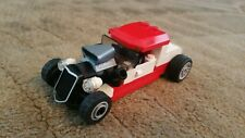 LEGO City Hot Rod Custom Red - White with Roof   - 60048 - No Box/Figs