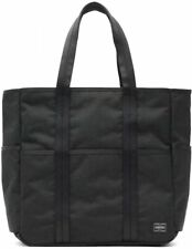 NEW YOSHIDA PORTER HYBRID TOTE BAG 737-07946 Black from Japan F/S