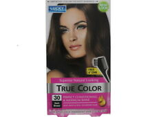 3 PACK LUCKY SUPER SOFT TRUE COLOR DARK BROWN WOMEN'S HAIR COLOR NEW