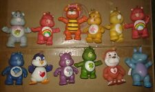 CARE BEARS 1980s Kenner Toy Lot (12x)