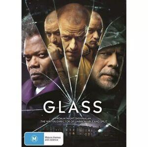 Glass (DVD, 2019) Region 4 - Australia