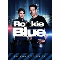Rookie Blue Complete TV Series Season 1-6 1 2 3 4 5 6 (Final) NEW DVD SET