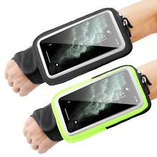 Sports Wristband Armband Cell Phone Holder Pouch For iPhone 11 Pro/XS Max/XR/X