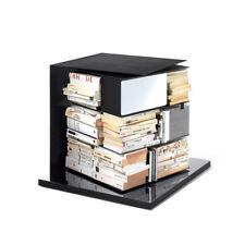 OPINION CIATTI libreria PTOLOMEO X4 SHORT tavolino NERO h.43