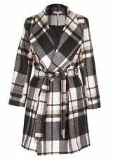 Unbranded Women's Plaids Checks Coats & Jackets