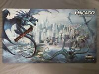 GP Chicago Playmat - MTG Magic the Gathering 2014 Grand Prix