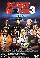 Scary Movie 3 Ex-Rental  Region 4 DVD VGC