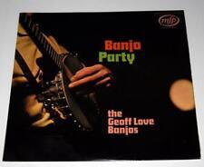 33 tours LP BANJO PARTY The Geoff Love Banjos EX !! vinyl