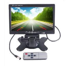 "7"" TFT LCD Digital RGB HD Screen Car Monitor For Rear View Camera DVD GPS VCD"