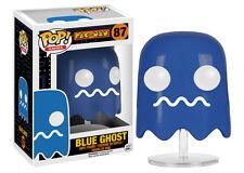 Boîte Endommagée Pac-Man Bleu Fantôme 9.5cm Pop Vinyle Figurine Pop Jeux Funko
