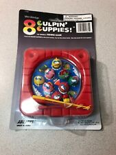 Vintage 8 Culpin' Cuppies! Mini Fishing Toy Game 1979 ABC Toys