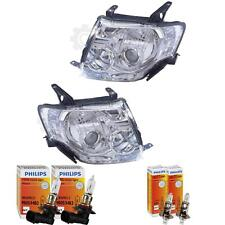Headlight Set Mitsubishi Pajero (V80/V90) 02.07- > HB3/H1 without Motor 1380189