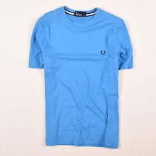 Fred Perry Junge Kinder T-Shirt Shirt Classic Gr.158  Blau, 54252