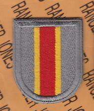722nd Ordnance Company Airborne beret flash patch c/e