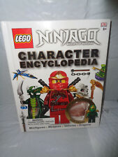 LEGO Ninjago - Character Encyclopedia Hardcover Book - No Figurine