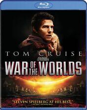 War of the Worlds Blu-ray Region A