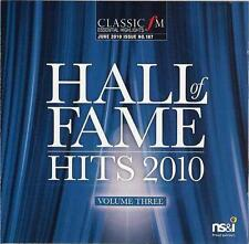 CLASSIC FM HITS 2010 VOL 3 -  CD / WAGNER BRAHMS MOZART TCHAIKOVSKY BEETHOVEN