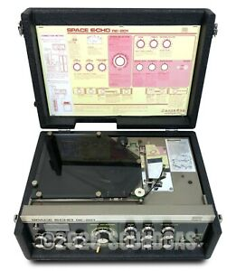 ROLAND RE-201 SPACE ECHO *Soundgas Service & Warranty* (inc 20% VAT) tape delay