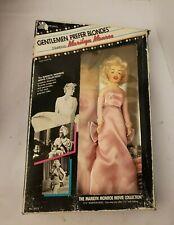 Vintage Marilyn Monroe Gentlemen Prefer Blondes Fashion Doll