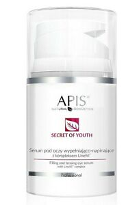Apis Professional Filling Tensing Eye Serum with Linefill Complex 50ml