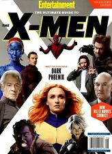 Entertainment Weekly The Ultimate Guide To The X-MEN Magazine  2019 DARK PHOENIX