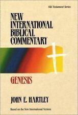 New International Biblical Commentary: Genesis by John E. Hartley /Free Shipping