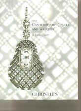 CHRISTIE'S DUBAI JEWELS WATCHES Assil Bulgari Cartier Graff Morris Catalog 2007