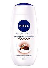Nivea Caring Shower Cream Indulging Moisture With Nourishing COCOA Butter 8.45oz