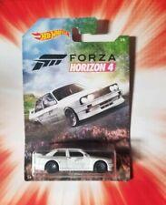 Hot Wheels Forza Horizon 4 1992 BMW M3 E30 White Diecast Car 1:64