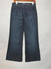D8021 7 For All Mankind Ginger Stretch High Grade USA Made Jeans Women's 30x26
