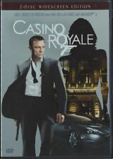 Casino Royale (DVD, 2007, 2-Disc Set, Canadian)