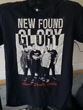 "New Found Glory ""Slam Dunk 2016 Festival"" T-Shirt! Size XL"