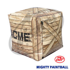 Mighty Paintball Air Bunker (Inflatable Bunker) - Box