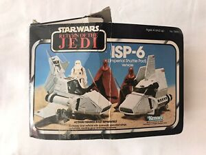 Vintage Star Wars ISP-6 Imperial Shuttle Pod 1983 Kenner Boxed Original