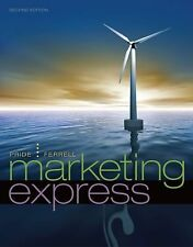 Marketing Express by Pride and  Ferrell (2009, Softcover)  ISBN 9780538466813